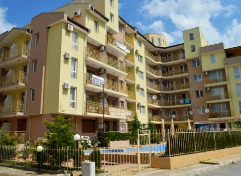 Sunny Beach Resort Apartment €27,500
