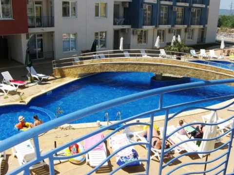 Sunny Beach Resort Apartment €21,500