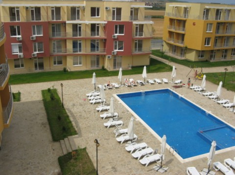 Sunny Beach Resort Apartment €18,500