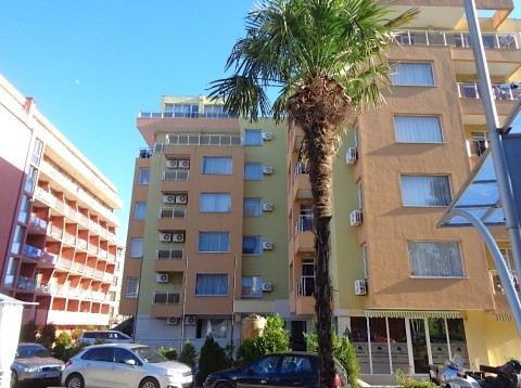 Sunny Beach Resort Furnished Apartment €33,900