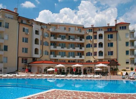 Sunny Beach Resort Furnished Apartment €29,000