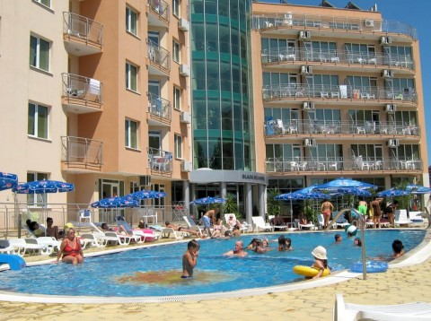 Sunny Beach Resort Furnished Apartment €28,990