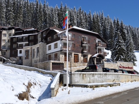 Pamporovo Ski Resort Furnished Apartment €34,500