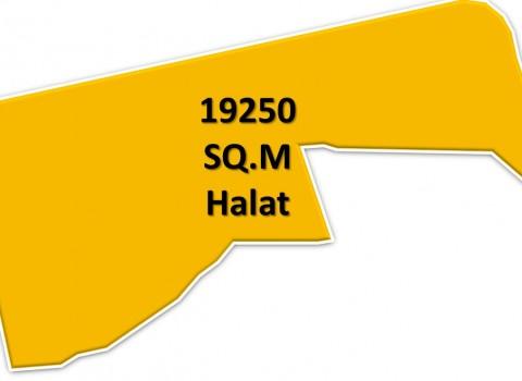 Halate Land $500