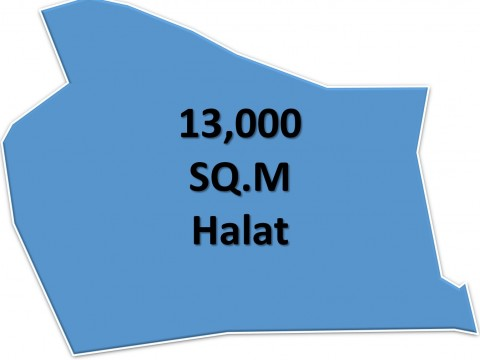 Halate Land $600