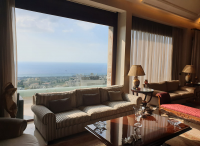 luxury and beautiful furnished duplex for rent in Rabieh, real estate in metn rabieh, buy sell properties in rabieh